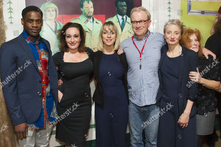 Okorie Chukwu (Meterstein), Lucy Cohu (Helen Hobart), Claudie Blakley (May Daniels), Harry Enfield (Glogauer), Amanda Lawrence (Miss Leighton) and Buffy Davis (Mrs Walker)