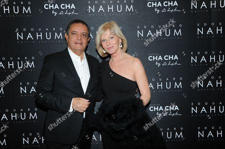 Edouard Nahum and Elisa Servier