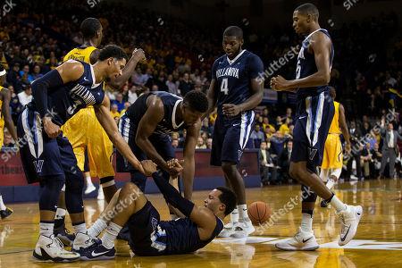 Editorial picture of Villanova Wildcats v La Salle Explorers, NCAA basketball game, Philadelphia, USA - 06 Dec 2016