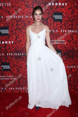 Editorial photo of Lincoln Center's Fall Gala Honors Carolina Herrera, New York, USA - 06 Dec 2016