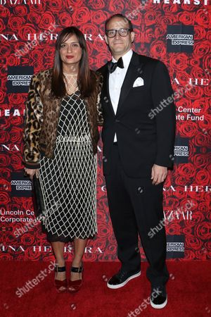 Roopal Patel and Marc Metrick