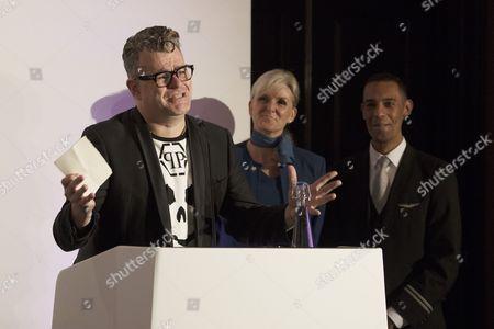 Winner of the Winq Culture Award Jonathan Harvey