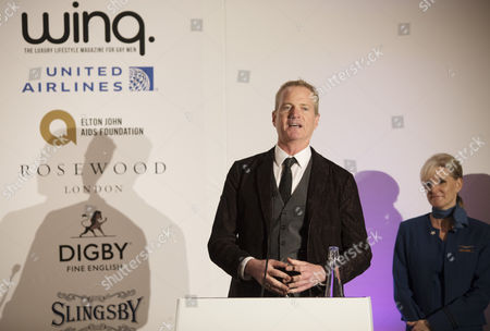 Editorial photo of Winq Men of the Year Lunch, Rosewood Hotel, London, UK - 07 Dec 2016