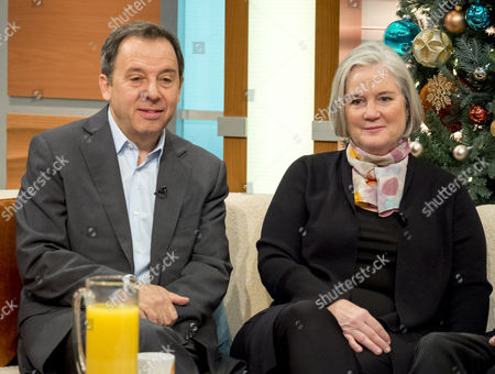 Ron and Cornelia Suskind