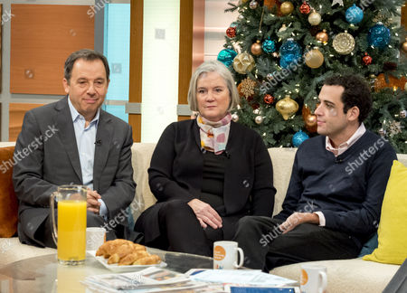 Editorial photo of 'Good Morning Britain' TV show, London, UK - 07 Dec 2016