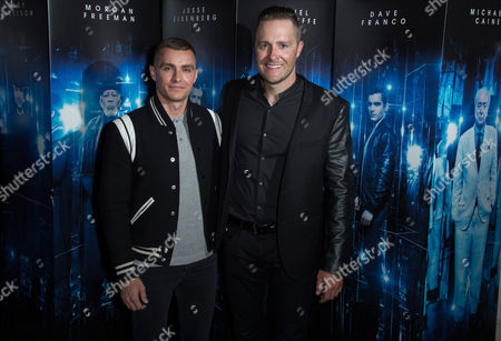 Editorial image of 'Now You See Me 2' Screening On the 27th June 2016