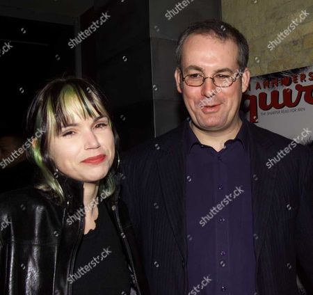 10th Anniversary Party For Esquire Magazine at Sosha Match Jane Busman and David Quantick