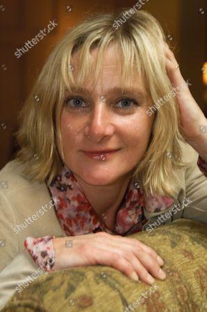 Stock Photo of Actress Leslie Sharp