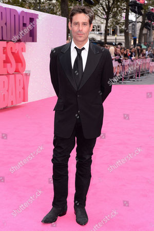 London,england 5th September 2016: James Callis at the Bridget Jone's Baby World Premiere Held at the Odeon Cinema in Leicester Square, London On the 5th September 2016.