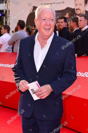 Editorial image of David Brent - Life On the Road Premiere in London On the 10th August 2016