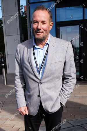 Liverpool, UK, 27th September 2016: Derek Hatton Leaves the Hilton Hotel After Having Lunch with Len Mccluskey in Liverpool On the 27th September 2016.