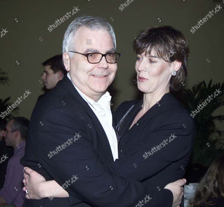 Dinner at the Meridian Hotel Piccadilly For the Ist Night of 'The Return to the Forbidden Planet' Bill Kenwright and Jane Milligan