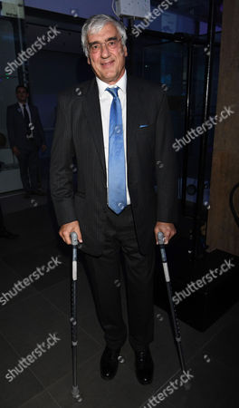 London, England 7th September 2016: Sir Michael Hintze Attends the Evening Standard Progress 1000 Awards Party at the Science Museum Exhibition Road West London.