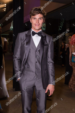 Stock Image of London, England 6th September 2016: Oliver Chesire at the Gq Men of the Year Awards in Association with Hugo Boss Held at the Tate Modern On the Southbank in London On the 6th September 2016.