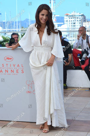 Cannes France 15th May 2016: Shiree Nadav-naor at the 'beyond the Mountains and Hills' Photo-call During the 69th Annual Cannes Film Festival at the Palais Des Festivals On the 15th May 2016 in Cannes, France.