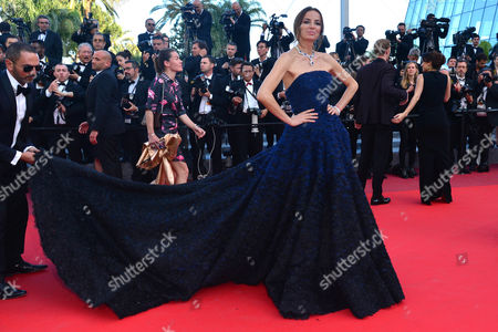 Cannes France 17th May 2016: Carolina Parsons at the Red Carpet Premiere of 'julieta' During the 69th Annual Cannes Film Festival On May 17th 2016 in Cannes, France.