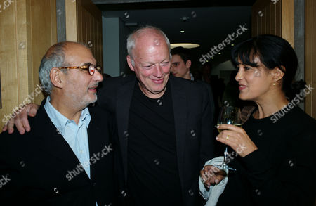 Josephine Hart Poetry Hour: the Poet in the Garden at the British Library St Pancras Euston Road London Alan Yentob Who Introduced the Evening with David & Polly Gilmour