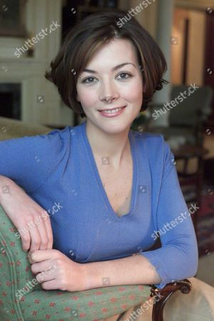 Justine Waddell (who is to Star in Dracula 2001) Photographed at the Dorchester Hotel