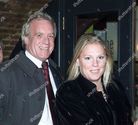 Launch Party For the Book 'Star Quality' at the Player's Theatre Charing Cross John Rendall and Viscountess Gormanston (lucy Fox)