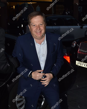 Michael Spencer's Election Night Party at Scott's in Mount Street Mayfair London Charles Dunstone