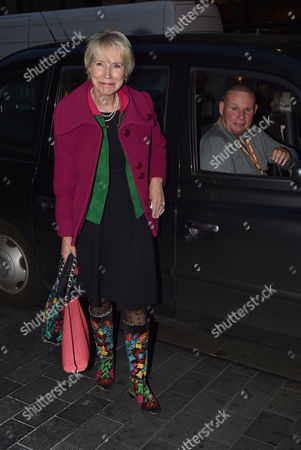 Michael Spencer's Election Night Party at Scott's in Mount Street Mayfair London Lady Virginia Bottomley
