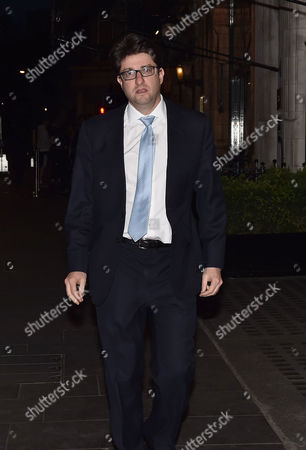 Michael Spencer's Election Night Party at Scott's in Mount Street Mayfair London Lord Andrew Feldman Conservative Party Chairman