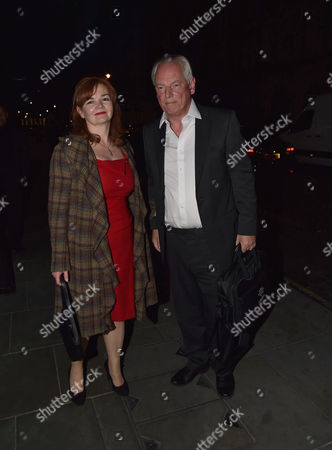 Michael Spencer's Election Night Party at Scott's in Mount Street Mayfair London Francis Maude and His Wife