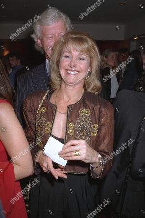 Party at Opening of Chavot Resturant in Fulman Road Pix Shows Jan Leeming with Her New Husband Christopher Russell