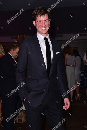 London, England 26th July 2016: Matt Barber Attends the Press Night After Party of 'Breakfast at Tiffany's' at the Haymarket Hotel in London, England On the 26th July 2016.