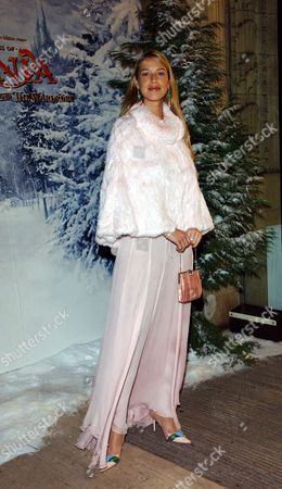 Royal World Premiere of 'The Chronicles of Narnia - the Lion the Witch and the Wardrobe' in Aid of the Cinema and Television Benevolent Fund' at the Royal Albert Hall Luana Piovani