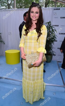 London, England, 7th June 2016: Sophie Ellis Bexter at the 2016 Glamour Awards Held at Berkeley Square Gardens in London On the 7th June 2016.