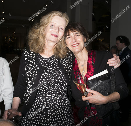 London, England 26th June 2016 - Lady Annabelle Weidenfeld and Her Step Daughter Laura at the Victoria & Albert Museum On Brompton Road in West London On the 26th June 2016.