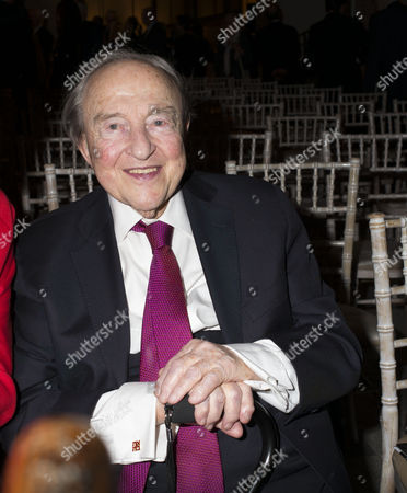 London, England 26th June 2016 - Menahem Pressler at a Celebration of the Life of Lord George Weidenfeld St the Victoria & Albert Museum On Brompton Road in West London On the 26th June 2016.