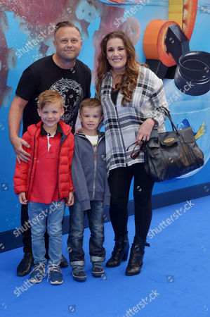 Editorial picture of Shm: Finding Dory Premiere in London On the 10th July 2016