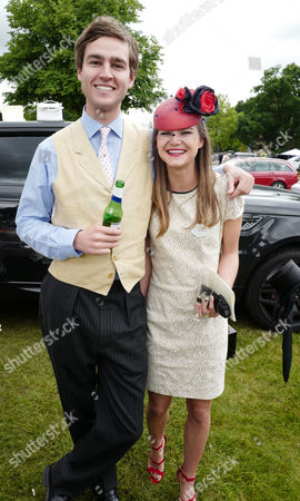 Ascot, England. 16th June 2016: Mylo Sangster and Alice Burridge at Ascot On Ladies Day at Royal Ascot 2016 16th June 2016 Ascot Racecourse, Berkshire, England