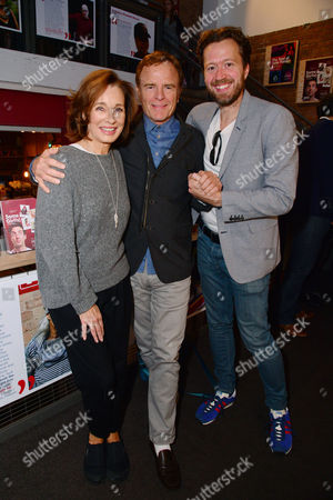 London, England, 14th July 2016: Anne Archer, Jez Bond, Terry Jastrow Attend the Press Night for 'The Trial of Jane Fonda' at the Park Theatre, Finsbury Park On the 14th July 2016