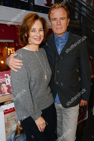 London, England, 14th July 2016: Anne Archer, Terry Jastrow Attend the Press Night for 'The Trial of Jane Fonda' at the Park Theatre, Finsbury Park On the 14th July 2016