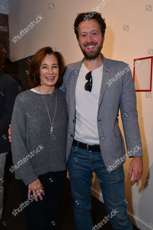 London, England, 14th July 2016: Anne Archer, Jez Bond Attend the Press Night for 'The Trial of Jane Fonda' at the Park Theatre, Finsbury Park On the 14th July 2016