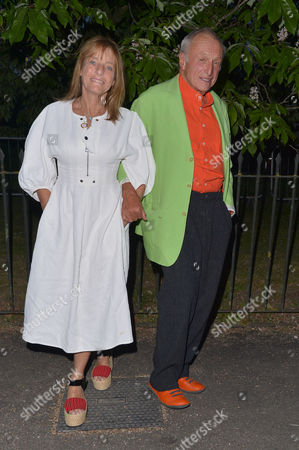 Editorial picture of Serpentine Gallery Annual Summer Party, London, UK - 6th Jul 2016