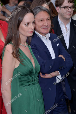London, England, 6th July 2016 : Leon Max, Yana Max at the Serpentine Gallery Annual Summer Party in London, England On the 6th July 2016..