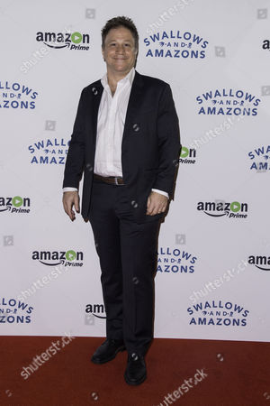 Stock Photo of London, England, 23rd July 2016: Producer, Joe Oppenheimer Attends the 'swallows and Amazons' Multimedia Vip Screening at Picturehouse Central, London On the 23rd July 2016