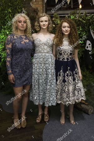Editorial image of Swallows and Amazons Multimedia Vip Screening in London 23rd July 2016