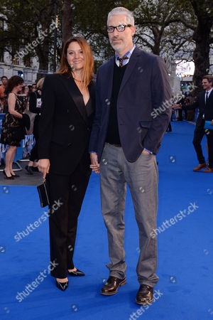 Stock Picture of London, England 15th September 2016: Mark Monroe Arrives at the the Beatles: Eight Days a Week Premiere at the Odeon, Leicester Square, London, England. 15th September 2016.
