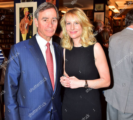 The Book Launch of the Liar's Ball by Vicky Ward: the Extraordinary Saga of How One Building Broke the World's Toughest Tycoons at Henry Sotheran's Sackville Street Mayfair London Robbie Rayne & Vicky Ward