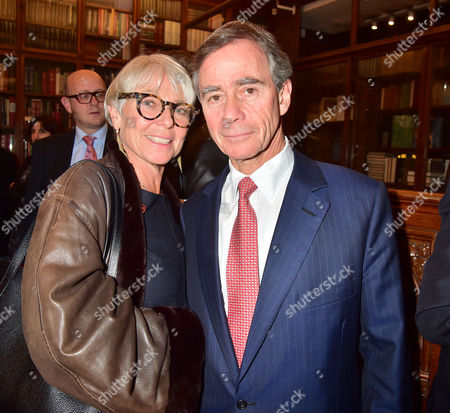 The Book Launch of the Liar's Ball by Vicky Ward: the Extraordinary Saga of How One Building Broke the World's Toughest Tycoons at Henry Sotheran's Sackville Street Mayfair London Robbie Rayne