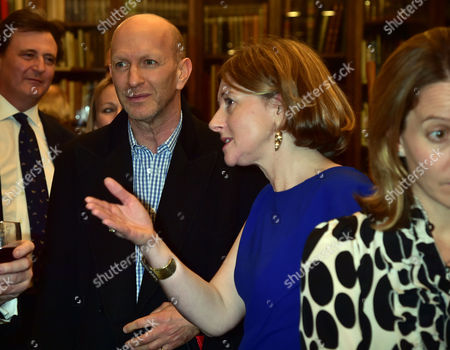 The Book Launch of the Liar's Ball by Vicky Ward: the Extraordinary Saga of How One Building Broke the World's Toughest Tycoons at Henry Sotheran's Sackville Street Mayfair London Simon Sebag Montefiore with Francis Osborne