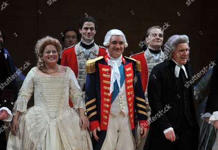 The Madness of King George 111 Press Night at the Apollo Theatre Shaftesbury Avenue and Afterparty at Bar Rhumba Shaftesbury Avenue London Beatie Edney David Haig & Clive Francis