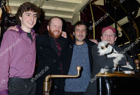 Editorial image of The Uk Premiere of 'Sightseers'