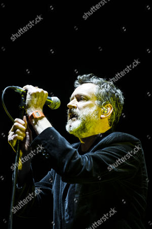 Editorial picture of Blancmange in concert, Sheffield Arena, UK - 03 Dec 2016