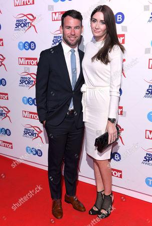 Mark Cavendish and Peta Cavendish